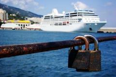 Été à Yalta Photo stock