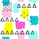 Été abstrait pattern-03 Photographie stock libre de droits