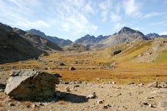 Été au Groenland Photographie stock