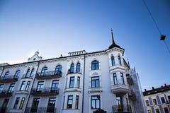 Été 23 d'appartements d'Oslo Photographie stock libre de droits
