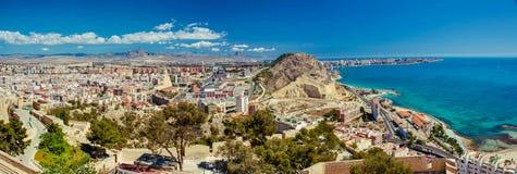 Été dans Alicante, Espagne Photo stock