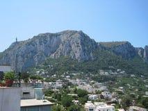 Été dans Capri 13 Photographie stock libre de droits
