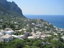 Été dans Capri 5 Images stock