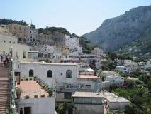 Été dans Capri 7 photo libre de droits