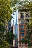 Été dans Midtown Manhattan, NYC images stock
