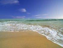 été de cieux bleus de plage Photo libre de droits
