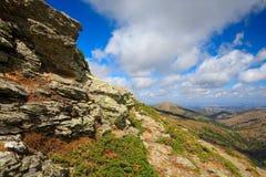 Été de la Sardaigne de montagne Images libres de droits