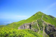 Été de montagne Image libre de droits