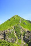 Été de montagne Photos stock