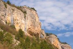 été de montagnes d'horizontal Image libre de droits