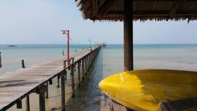 été du soleil de sable de mer sur la plage Photos libres de droits