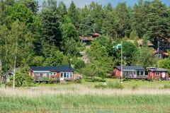 Été en Suède Images stock