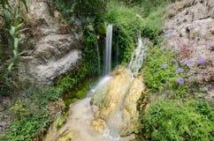Été Espagne de cascade images stock