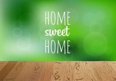 Été heureux doux à la maison Photo libre de droits