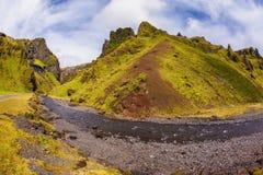 Été Islande Images stock