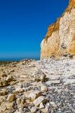 Été sur la côte du Sussex photographie stock