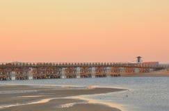 Été sur la plage Photo libre de droits