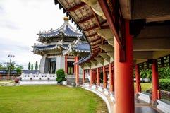 Étable de Chinois de pagoda Images stock
