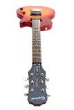 Étable de Les Paul de guitare électrique photos libres de droits