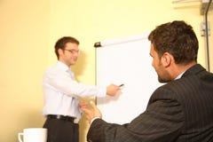 Établir des affaires, visibilités d'affaires Photos stock
