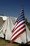 Établissement 9 de guerre civile Photos libres de droits