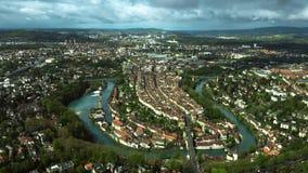 Établissement du tir aérien de Berne, la Suisse banque de vidéos