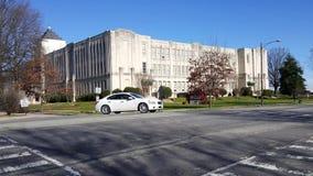 Établissement du tir d'un lycée banque de vidéos