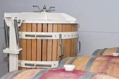 Établissement vinicole Photos libres de droits