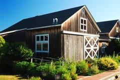 Établissement vinicole du Long Island de Jamesport image stock
