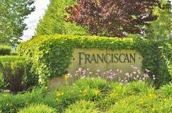 Établissement vinicole franciscain de domaine Image stock