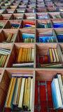 Étagère, étagère, cru, librairie, bibliothèque publique, bibliothèques, public de York, pixabay photographie stock libre de droits