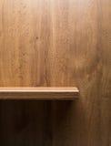 Étagère en bois photos libres de droits