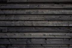 ?tag?res peintes noires en bois horizontales photographie stock