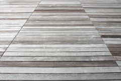 Étage en bois Photo stock