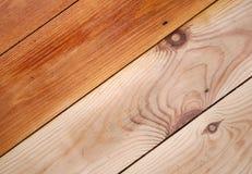 Étage en bois Image libre de droits