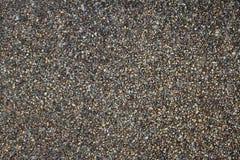 Étage mélangé de sable de compresse Photos libres de droits