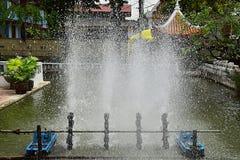 Étang d'eau Photos libres de droits
