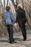 Étant dans l'amour Photos libres de droits