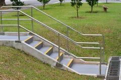 Étape d'escalier Photos libres de droits