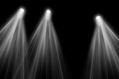 étape de lumières illustration de vecteur