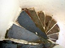 Étapes rustiques I Photo stock