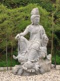 État bouddhiste chinois Photos stock