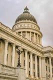 état capital de construction Utah Photo libre de droits