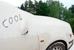 État d'air de véhicule Image stock