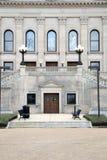État de bâtiment de capitol du Mississippi images libres de droits