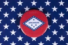 État de l'Arkansas aux Etats-Unis image libre de droits