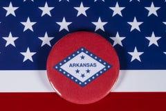 État de l'Arkansas aux Etats-Unis images stock