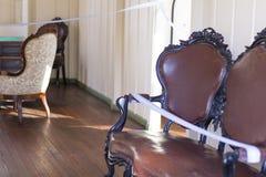 État de Tigre Buenos Aires/Argentine 06/18/2014 Musée de Chambre de Sarmiento, maison Museo Sarmiento image libre de droits