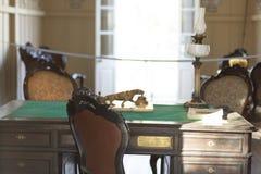 État de Tigre Buenos Aires/Argentine 06/18/2014 Musée de Chambre de Sarmiento, maison Museo Sarmiento image stock