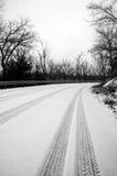 État des routes Photo stock